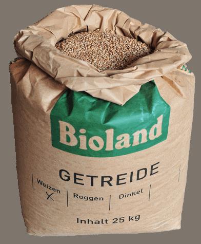 Getreide Hof Barmbach