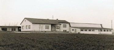 Hof Barmbach im Jahre 1960