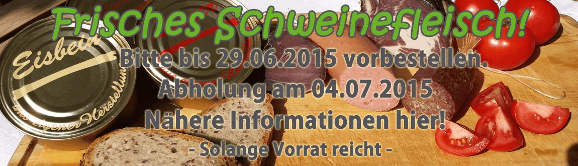 Schlachten schwein 2015 vorrat unten 07 2015